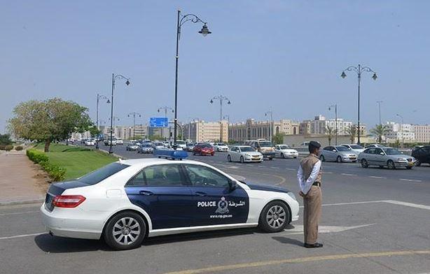 Hit-and-run Omani driver arrested