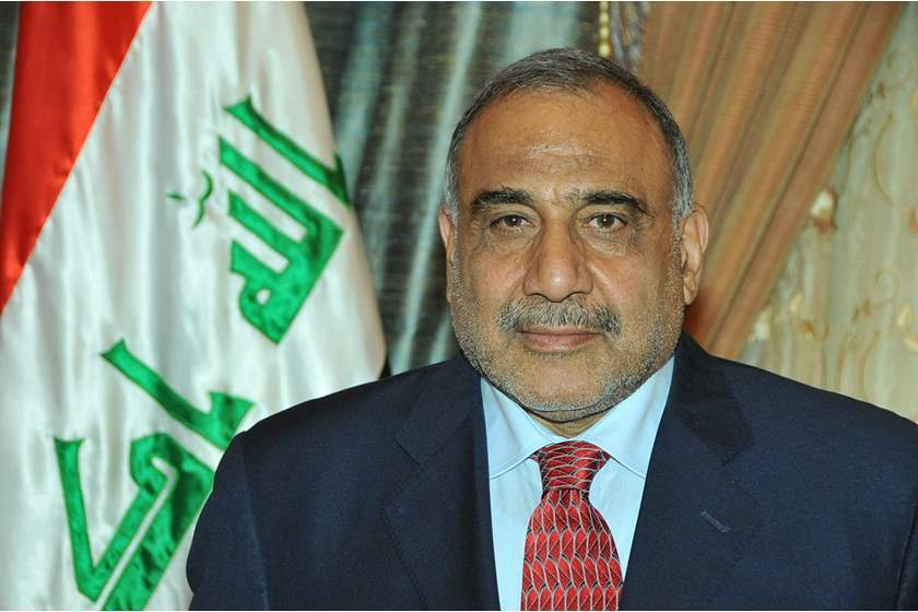 UAE invitation for Iraqi Prime Minister-designate