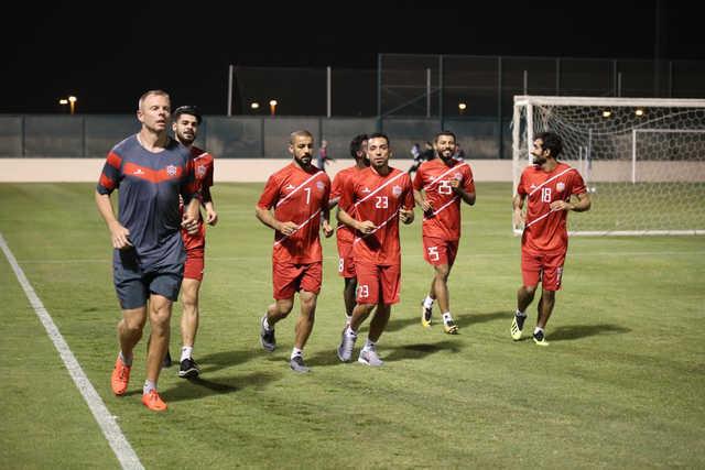 Bahrain set for football friendlies