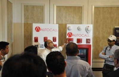 Al Salem Johnson Controls holds seminars on Autocall system