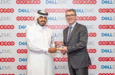 Ooredoo wins 'Cloud Innovator of the Year' award