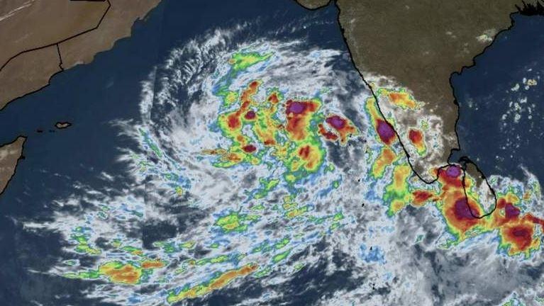 Oman braces for tropical storm Luban
