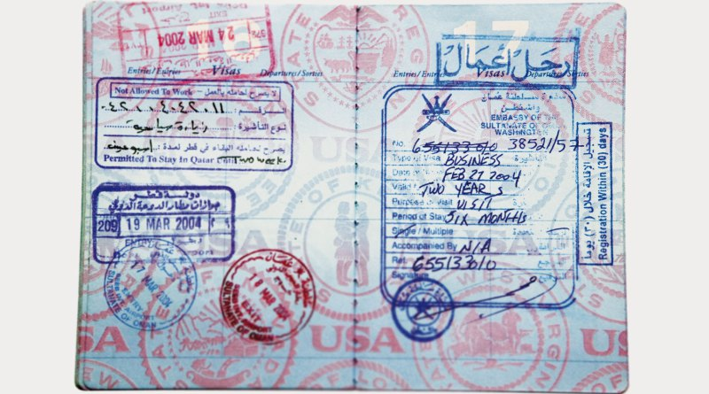 Visa cancellation must to re-enter Oman