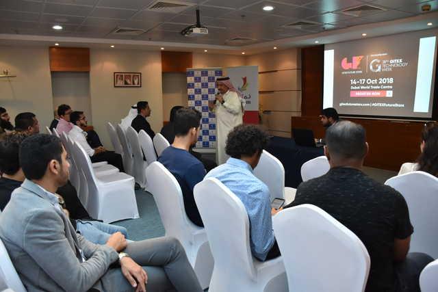 20 entrepreneurs taking part in Gitex