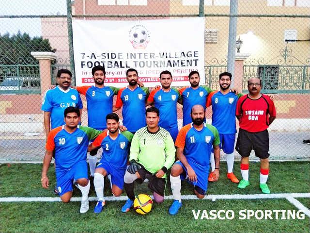 Zakaria helps Vasco Sporting rout Nachinola