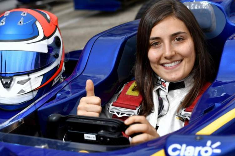 New all-female series aims to get women to Formula One