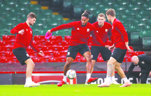 Wales ready for Spain challenge