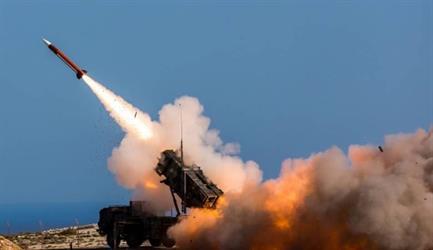 Saudi air force intercepts ballistic missile