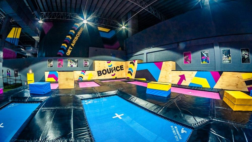 World's first female-only trampoline park set to 'bounce' into Riyadh