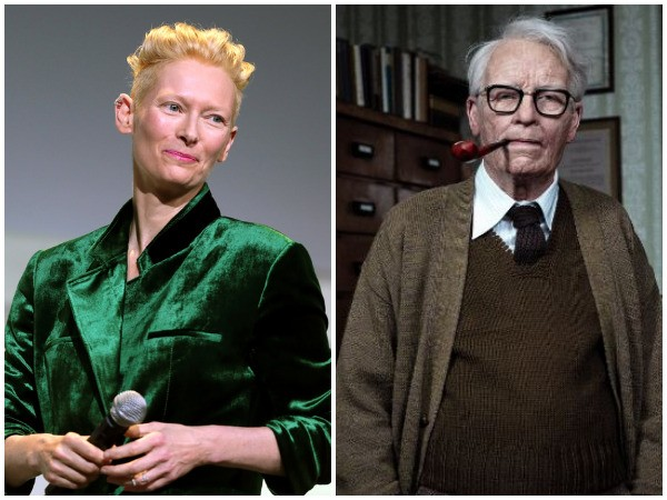How Tilda Swinton transformed into an 82-year-old male for 'Suspiria'
