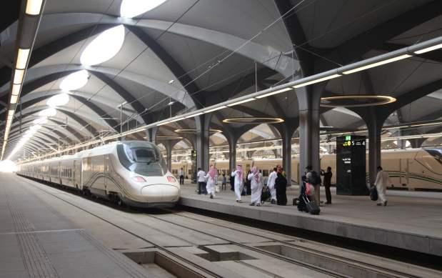 PHOTOS: Saudi Arabia opens high-speed railway to public