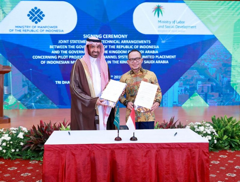 Indonesian domestic workers to go back to Saudi