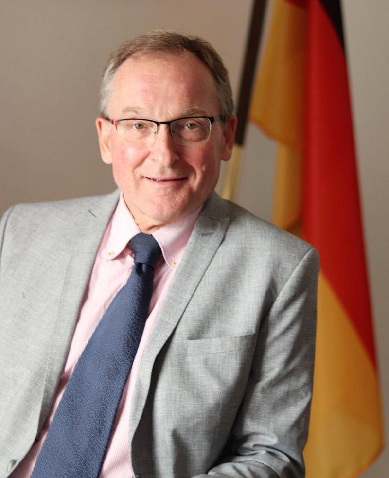 German ambassador back in Saudi Arabia