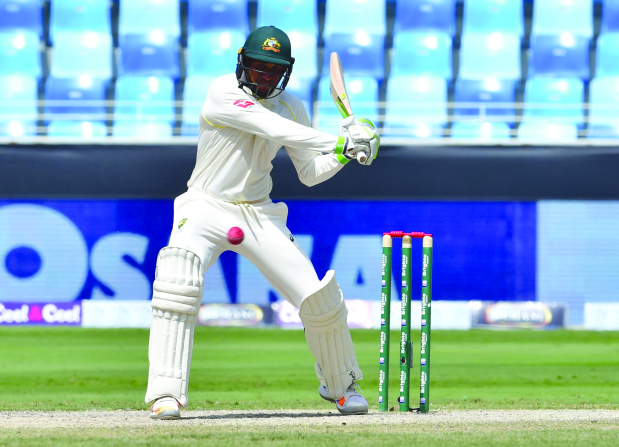 Battling Khawaja and Paine help Australia escape with a draw