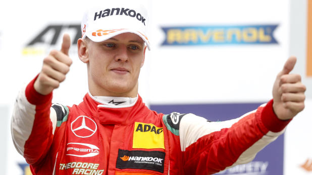 Mick Schumacher set to claim F3 title