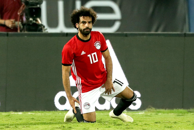Africa Cup of Nations: Salah scores for Egypt before injury scare