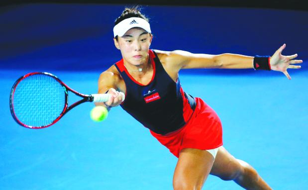 Hong Kong Open: Wang fights her way into the final