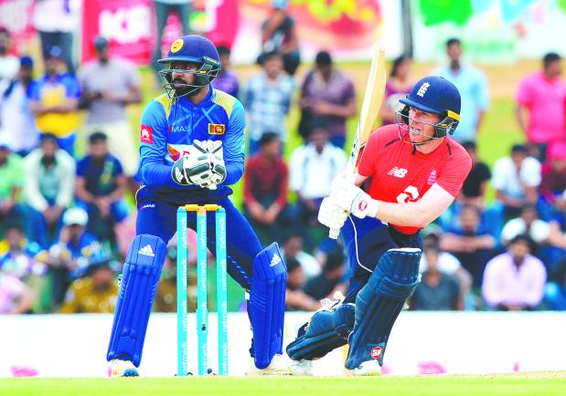 England win rain-curtailed ODI