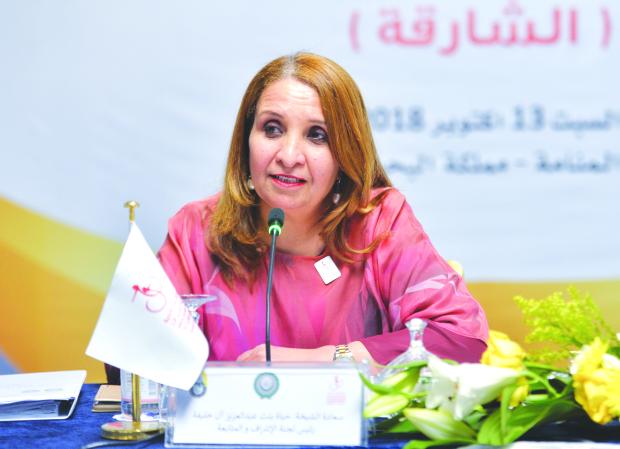 Bahrain role in women's sports hailed