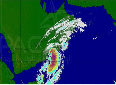 Heavy rainfall in Dhofar to continue for next 12 hours
