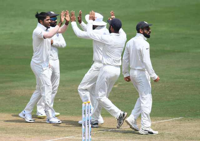India beat West Indies by 10 wickets for 2-0 sweep