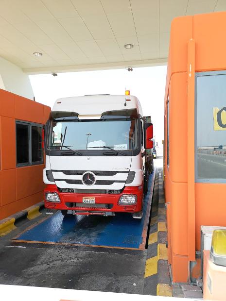APM Terminals installs new weighbridges