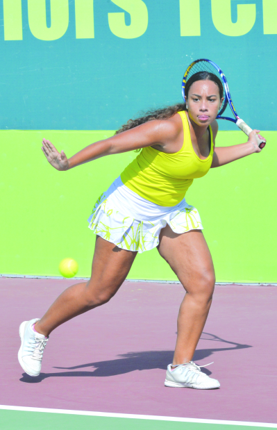 Stage set for ITF juniors tournament