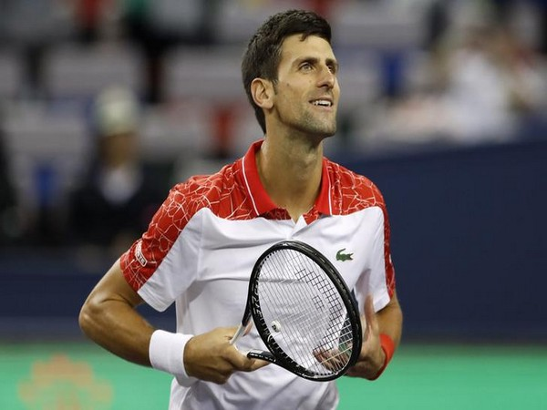 Djokovic eyes fourth Shanghai Masters title