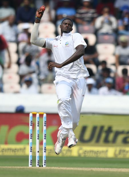 Holder takes five as India collapse to 367 all out