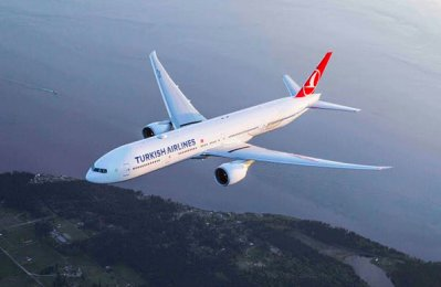 Turkish Airlines' load factor tops 83pc in September