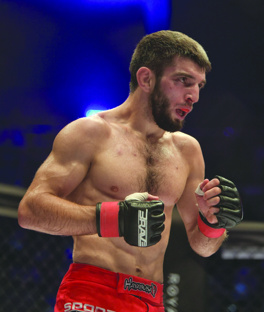 Alkhasov gears up for Brave 18