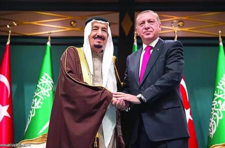 Saudi King stresses solid ties with Turkey