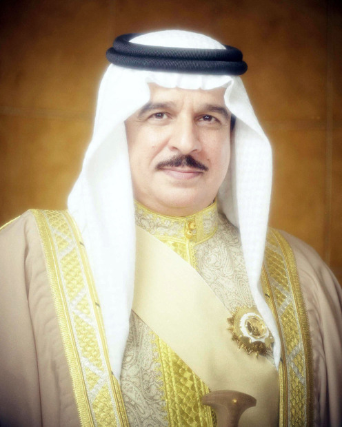 SOLIDARITY VOWED: King Hamad affirms Bahrain's support for Saudi Arabia