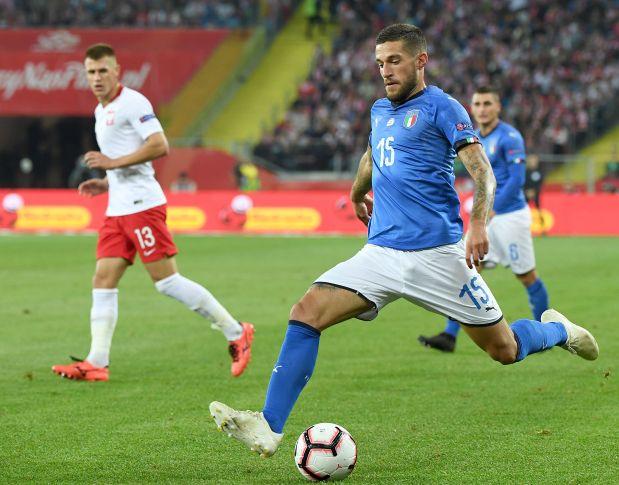 Nations League: Biraghi stars as Italy pip Poland