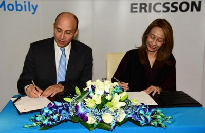 Mobily, Ericsson sign IT services agreement