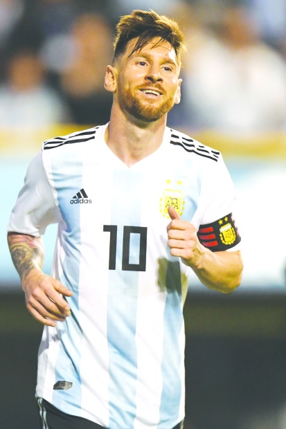 Argentina face Brazil without Messi