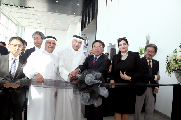 New Mazda showroom opens in Sitra