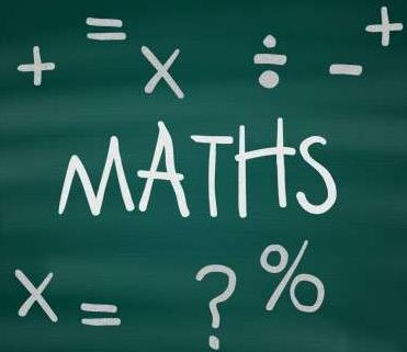 Role of maths