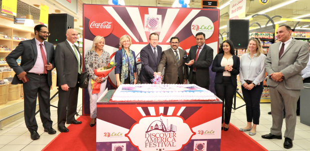 Photo Gallery: 'Discover America' promotion at LuLu Hypermarket