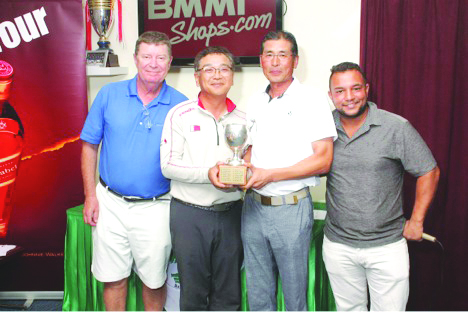 Dong and Hyunje clinch title