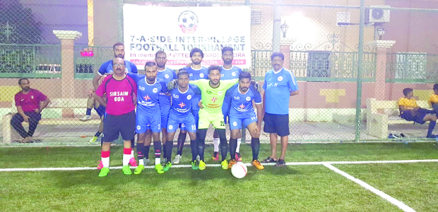 Goans Football League: Assagao hold Cansaulim