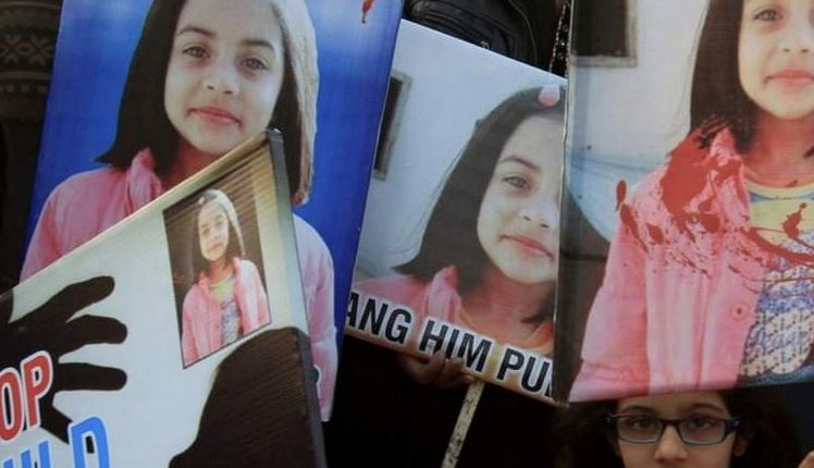 Pakistan hangs child killer after death sparked riots