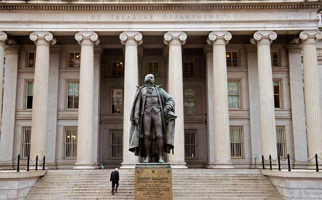 US Treasury official charged with leaks linked to Russia probe