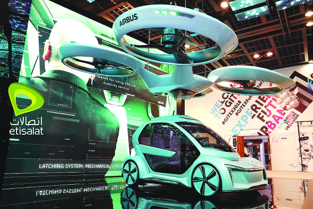 Expo focus on future of retail and mobility