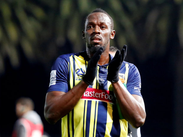 Soccer-A-League to kick off with Bolt question left hanging
