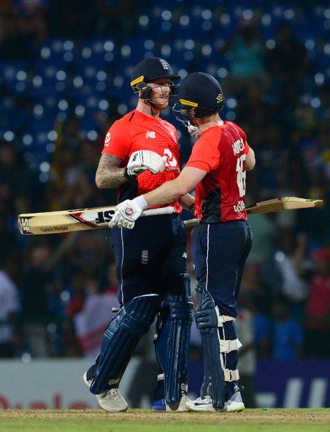 Rashid, Curran star in England's big ODI win
