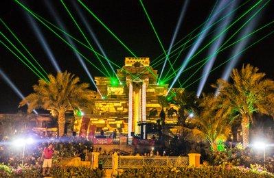 Atlantis Aquaventure Waterpark to host after dark party