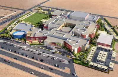 Abu Dhabi begins work on two new school projects