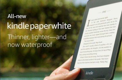 UAE Business: Souq com offers all-new Kindle Paperwhite