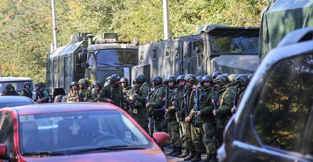 18 dead in Crimea college rampage